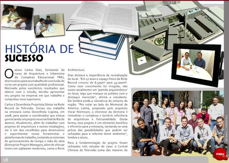 Revista FMU - nº10/2013