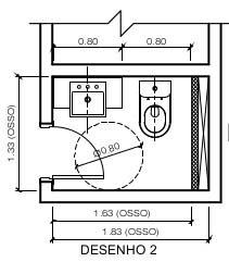 Lavabos residenciais medidas m nimas marcelo sbarra for Lavabos pequenos medidas