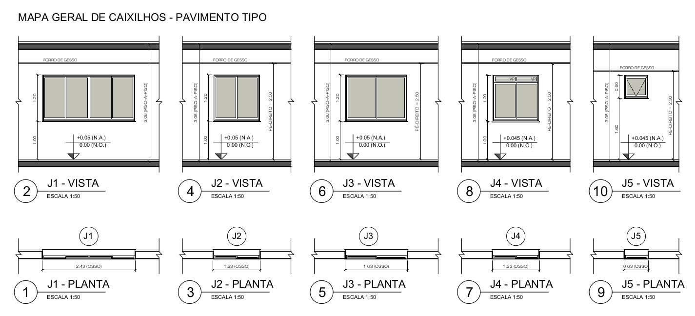 Dimensionamento De Janelas Marcelo Sbarra