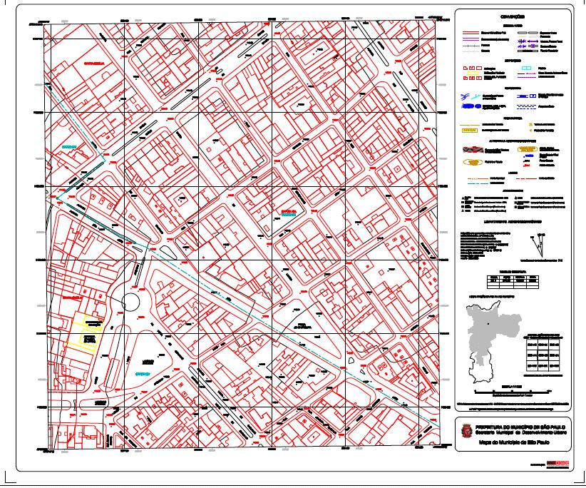 GeoSampa - PDF terreno